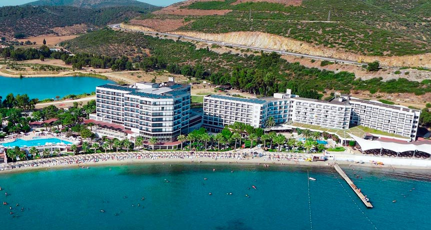 Tusan Beach Resort 5* Турция